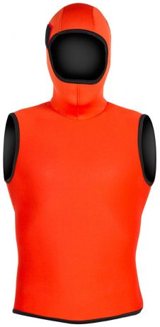 SAR SWIMMER HOODED VEST