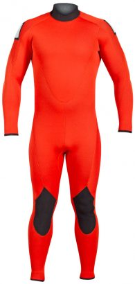 SAR SWIMMER FIRE FLEECE JUMPSUIT